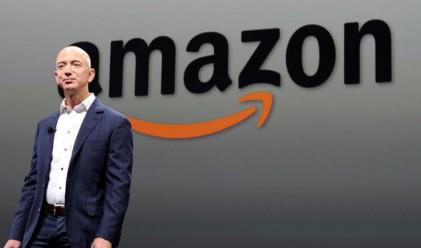 Джеф Безос вече е третият най-богат човек в света