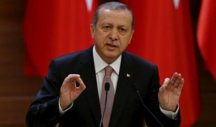 Ердоган: Турският народ трябва да запази спокойствие