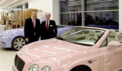 Bentley с два нови луксозни кабриолета