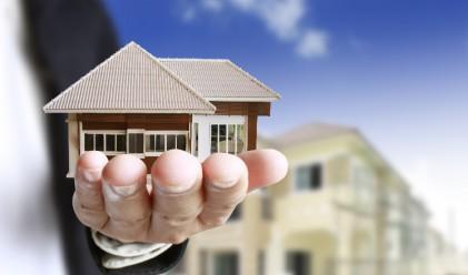 Минимален ръст при ипотечното кредитиране отчете БНБ