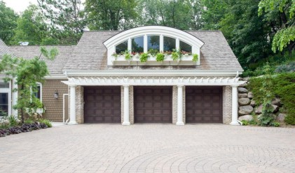 Луксозен дом над гаража