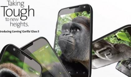 Gorilla Glass 5 ще предложи още по-сериозна защита на екрана