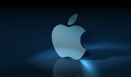 Apple с второто си най-силно дневно представяне в историята