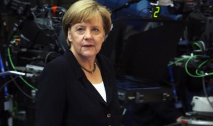 Ангела Меркел заяви, че Германия ще накаже терористите
