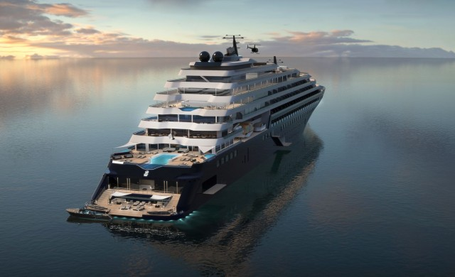 Ritz-Carlton навлиза в яхтения бизнес