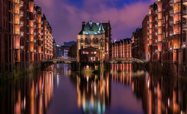 Хамбург се превърна в крепост в навечерието на Г-20