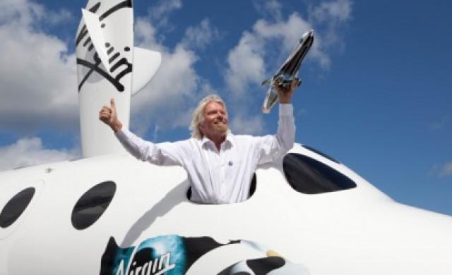 Virgin Galactic на Брансън с първи тестови полет от 2014 г. насам