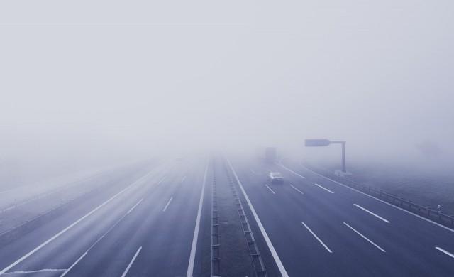 50 км/ч ограничение на Тракия - отново има мъгла