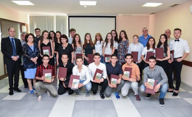 Образователна програма за ученици на КФН завърши успешно