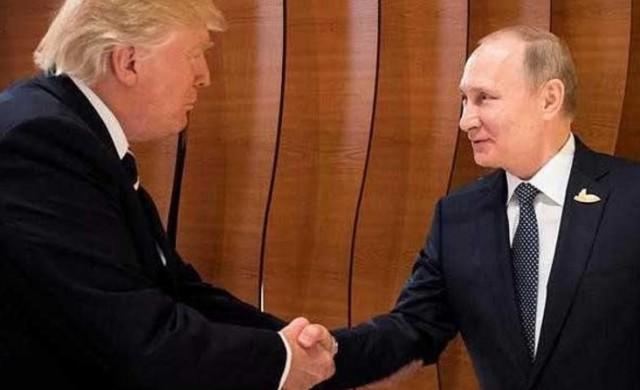 Приключи срещата между Путин и Тръмп