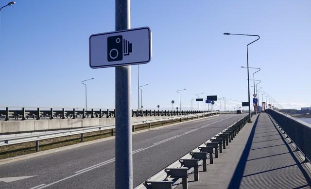 От днес премахват знаците за камерите на пътя