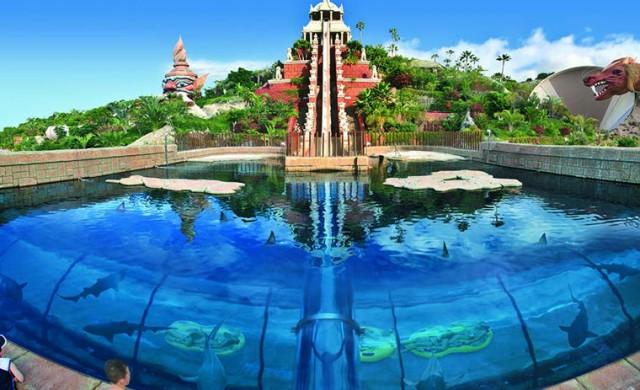 Най-добрият аквапарк в света