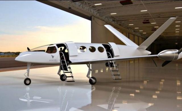 Представиха електросамолет, способен да измине 1000 км