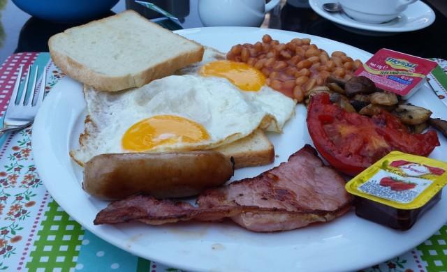 Колко ще поскъпне английската закуска след брекзит?