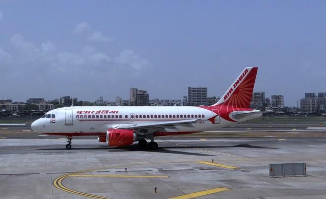 Air Indiа сервира само вегетарианска храна