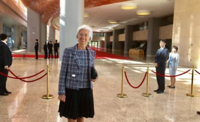 Шефът на МВФ: Не бих изключила нова финансова криза