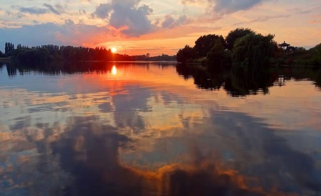 Кварцовото езеро в Унгария