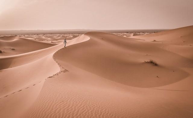 Обясниха загадката с пеещите дюни в някои пустини