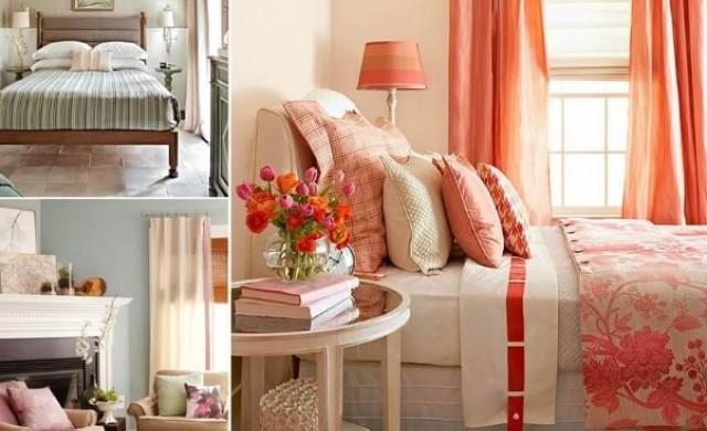 Пет перфектни топли цветови комбинации за дома