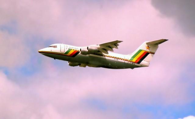 Air Zimbabwe освободи половината си персонал
