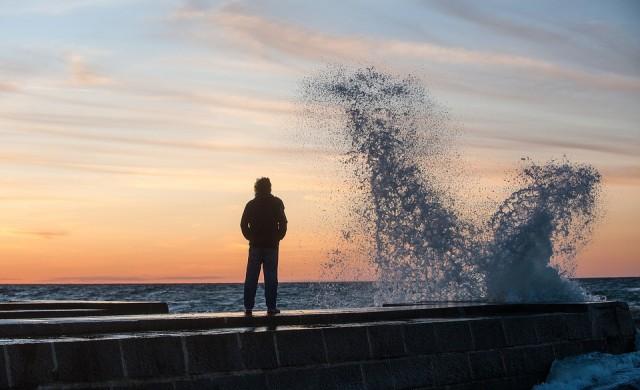 Морето ще бъде опасно днес, жълт код за силно вълнение