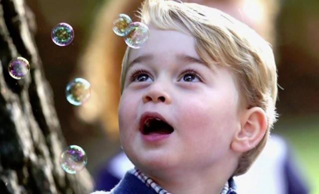 Когато си принц, на 3 години си и искаш да си тръгваш