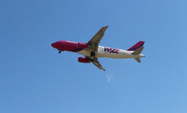 Wizz Air увеличи размера на безплатния багаж