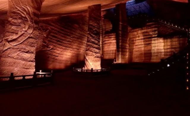 Загадъчните пещери Ланъю