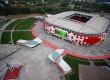 Футболните стадиони в Русия