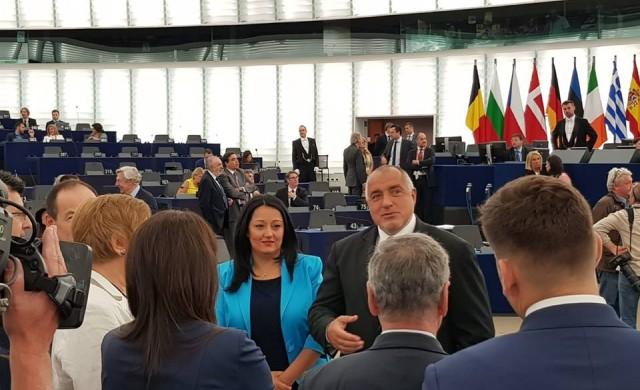 Eвропарламентът поздрави България за успешното председателство