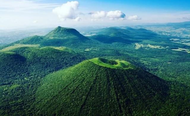 Най-новото европейско попълнение в ЮНЕСКО е верига вулкани
