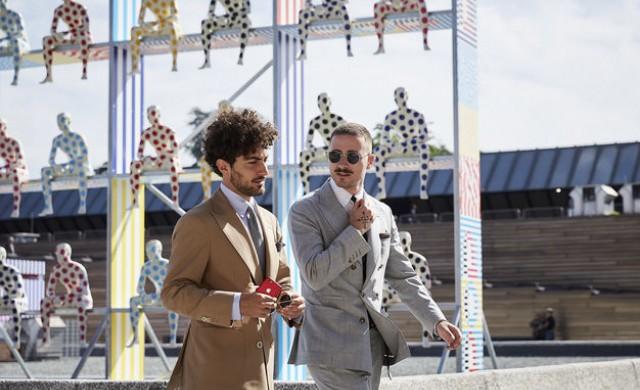 Какво носят най-стилните мъже на света