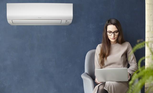 Климатиците DAIKIN – най-лесният начин за перфектна работна среда