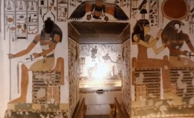 До Египет и обратно без пари