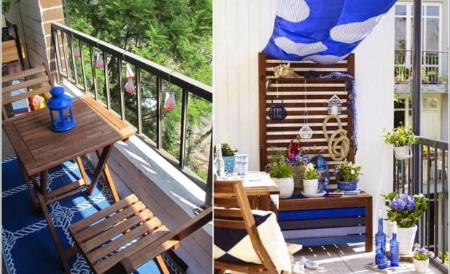 10 страхотни тематични балкона