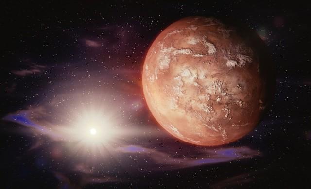 Учени разкриват: Не можем да живеем на Марс
