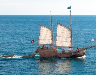 Нова сателитна система ще помага в борбата с морското пиратство
