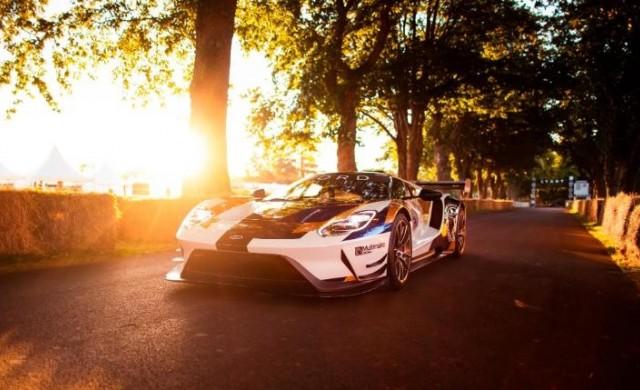 Ford пусна лимитирана серия автомобил за 1.2 млн. долара