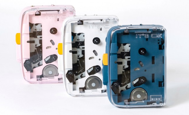 По-добре късно, отколкото никога: Създават касетофон с Bluetooth