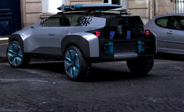 Най-невероятният проект на Renault Duster