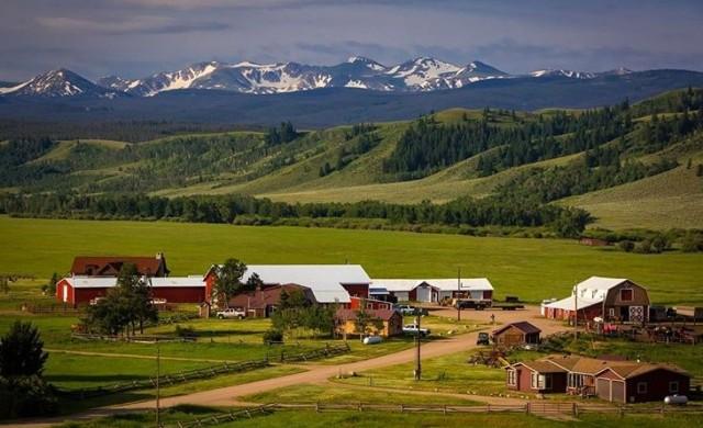 В Колорадо се продава ранчо със собствено стадо бизони