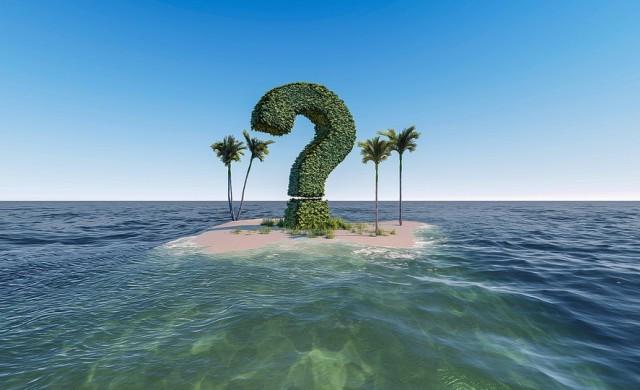 Интернет раздвоен от оптична илюзия: плаж ли е или врата на кола?