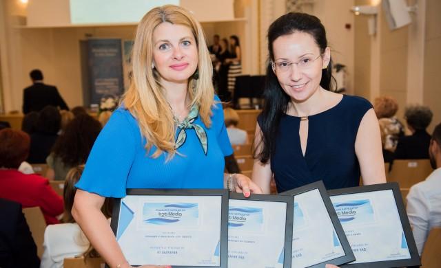 А1 спечели четири отличия на b2b Media Awards