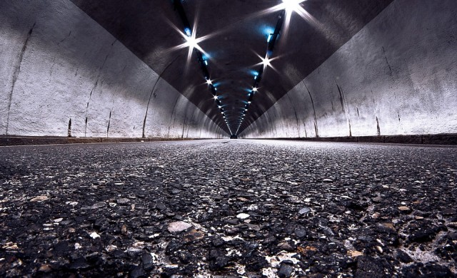 Промени в движението през тунел Топли дол на магистрала Хемус