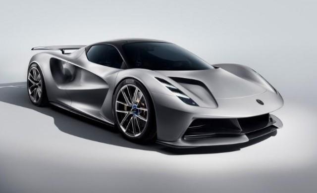 Lotus обяви електрическа суперкола на цена от 2 млн. долара