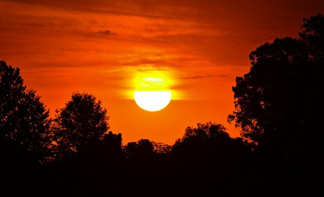 Как остарява Слънцето (видео)