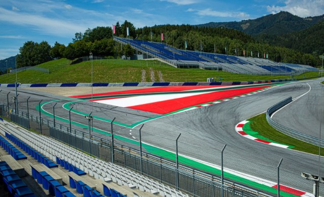 А1 Group e технологичен партньор на стартовете на F1 в Австрия