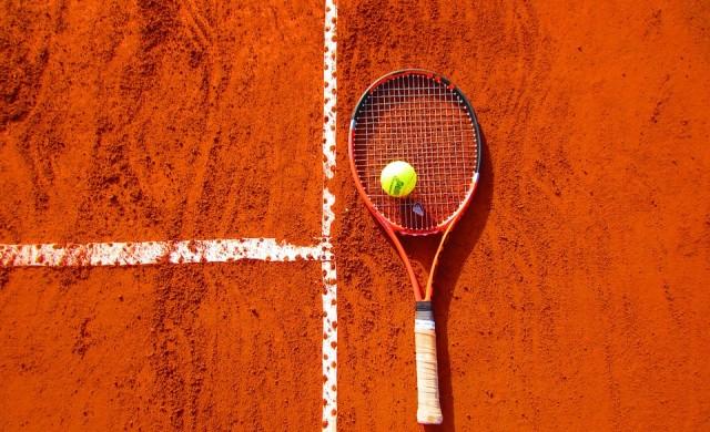 Двегодишната дъщеря на Серина Уилямс вече играе тенис (снимки)