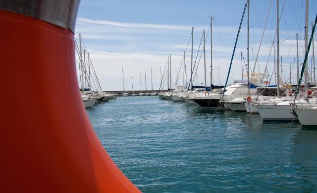 Ривиерата се върна в 50-те години - без яхти и богати туристи