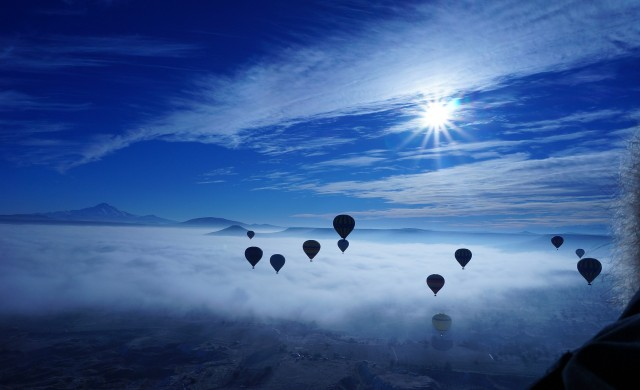 Балони ще доставят интернет в Кения